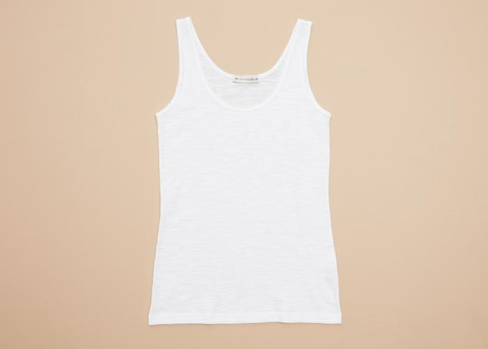 Freya Tank Top Pima Slub Women