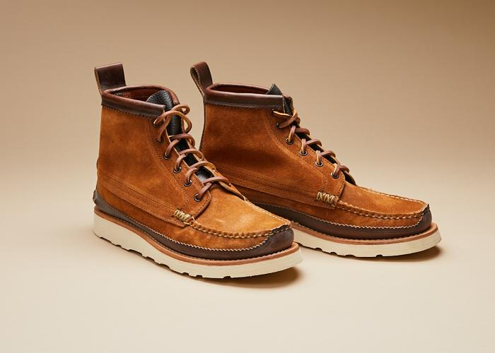 Maine Guide 6 Eye DB Boot 18105PM Men