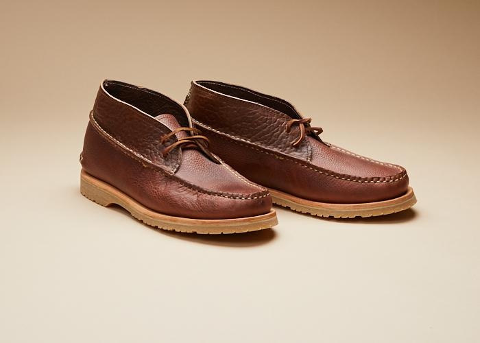 All Handsewn M.G. Chukka 18842M Men