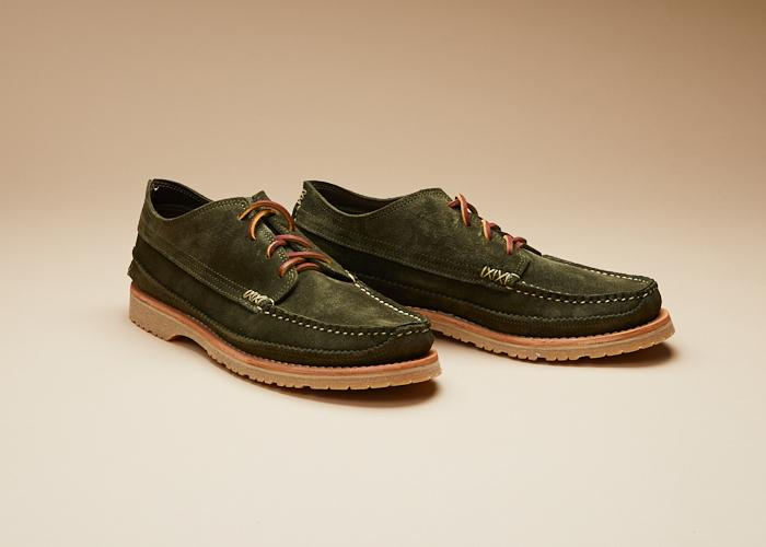 Semi Handsewn Maine Guide Ox Moc Men