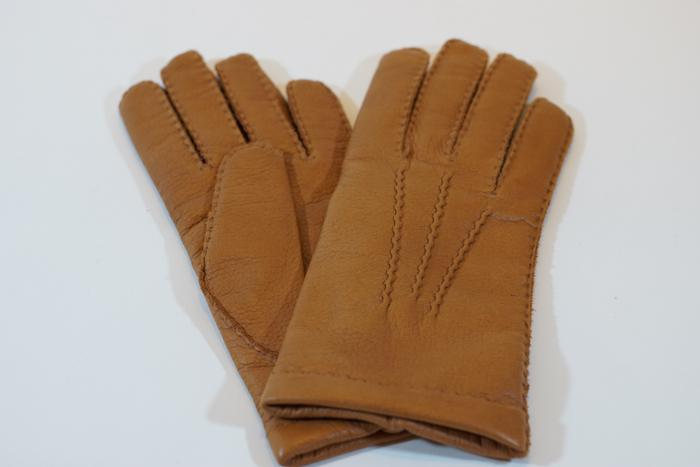 Elk Cashmere Gloves Cork