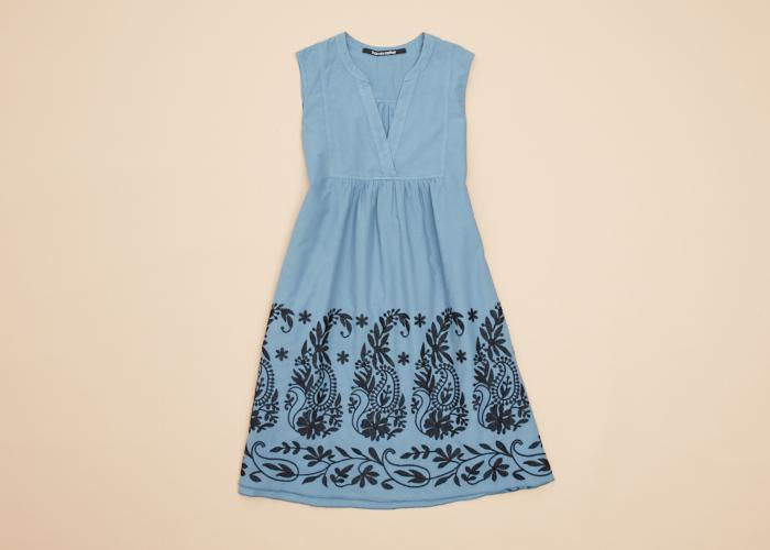 Maitai Dress Embroidered Beau Women