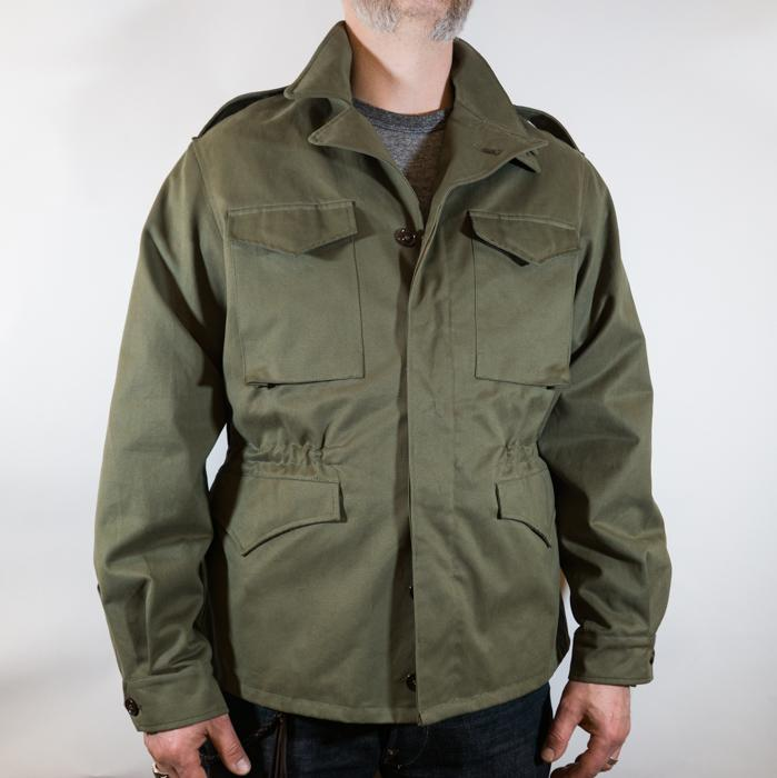 WWII M1943 Field Jacket Men