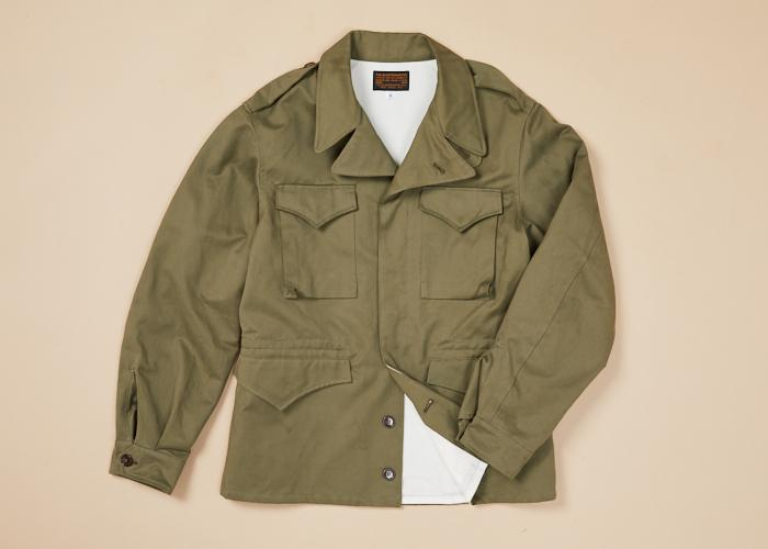 WWII M1943 Field Jacket Men - 2