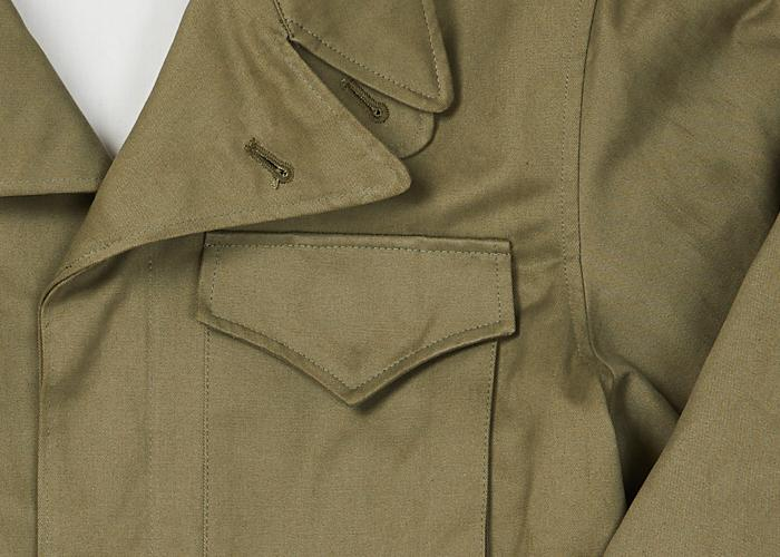 WWII M1943 Field Jacket Men - 3