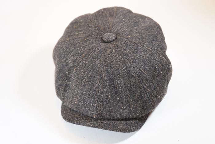 Hatteras Wool/Linen Slubs Brown - 0