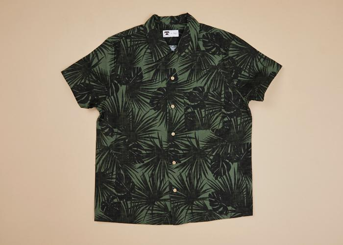 Bowling Shirt Bloom Men