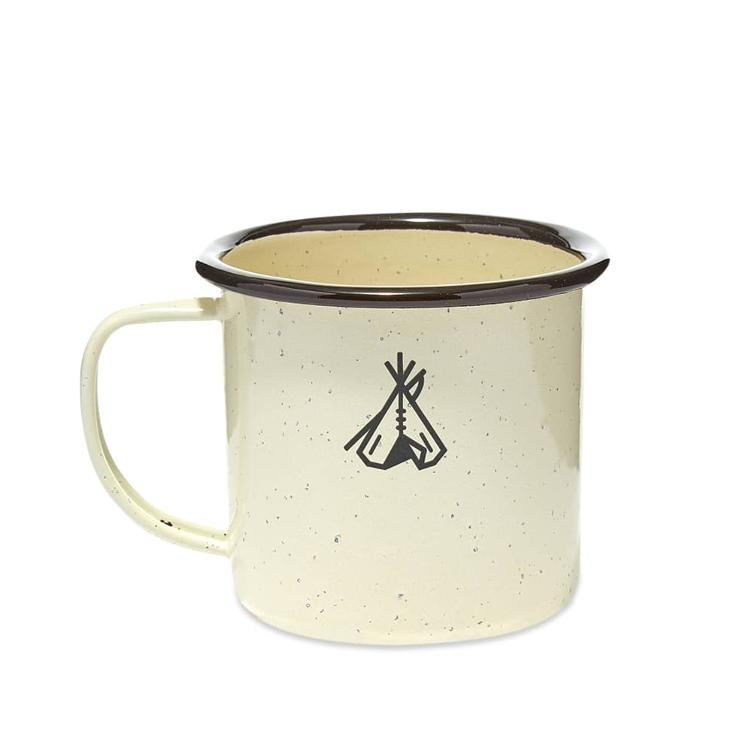 Camp Enamel Mug