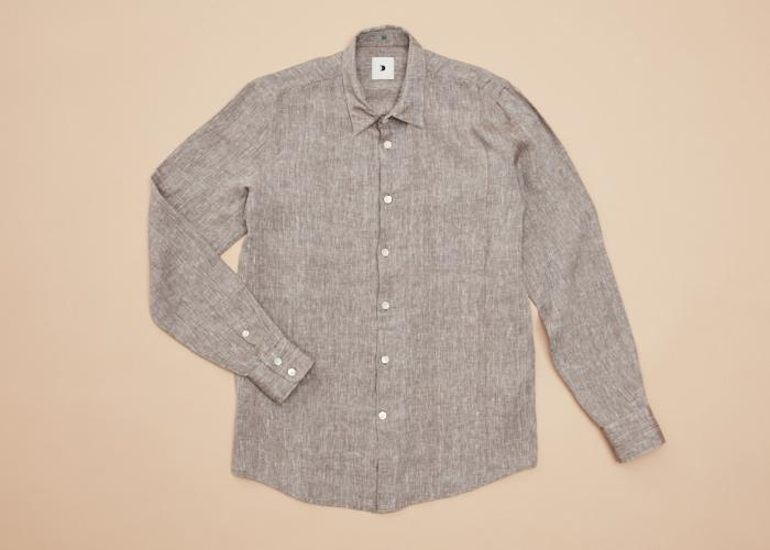 Feel Good Linen Shirt Men
