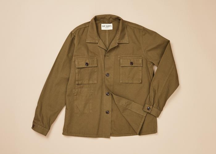 Deck Shirt Troy HBT Men