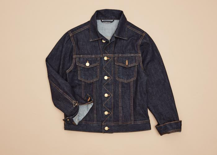 GoD Denim Jacket Oltremare Women
