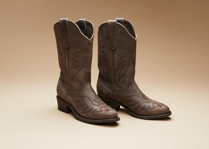 Aguila Mex 11 Choc Long Beach Stitching Women