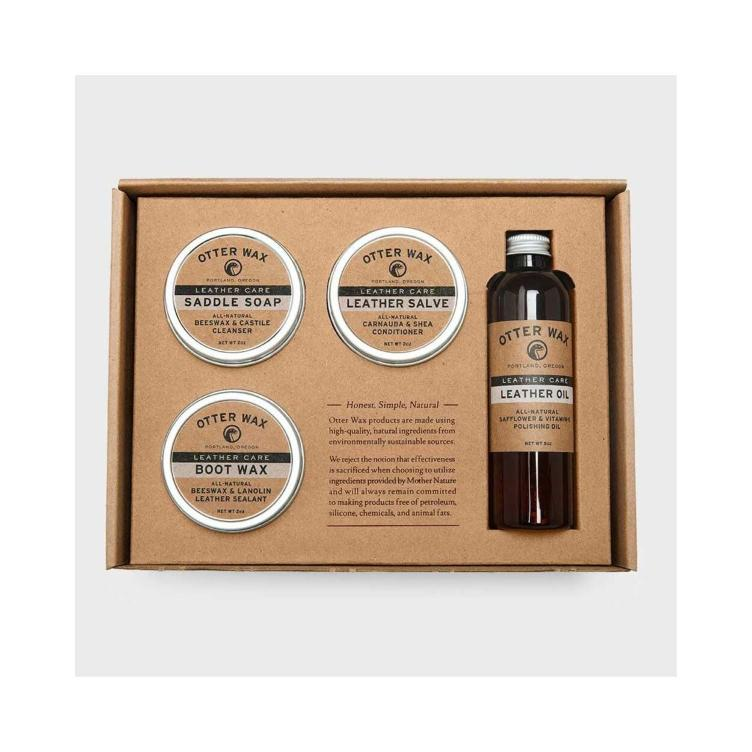 Leather Care Kit 5 in 1