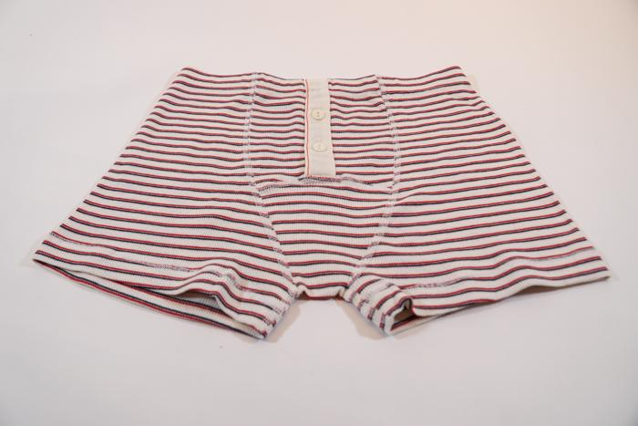 Boxer Albar Stripe Red/Marine