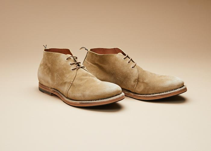 4215 Desert Boot Suede Men