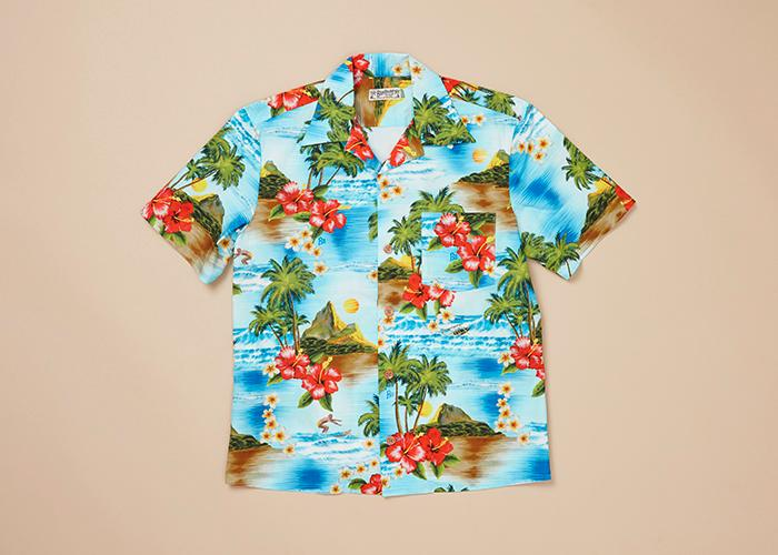 Hawaii Shirt Men